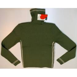 Sweter damski, golf A.M.G model 3203 ZE