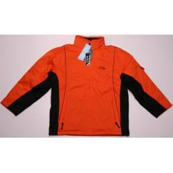 Kurtka Brigg model BR 001 orange/black